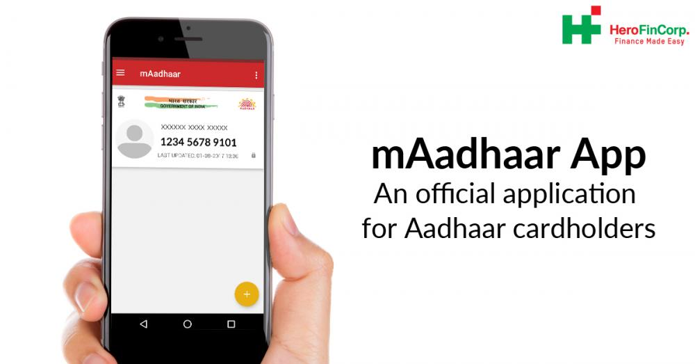 M-Aadhaar: The New Way To Use Aadhaar