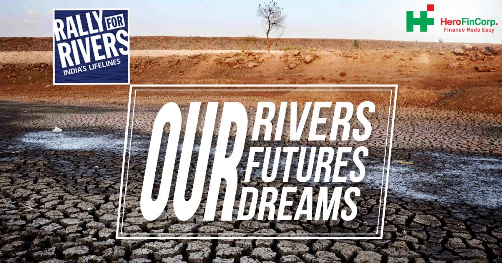 Rally for Rivers: Unifying India in its fight to save rivers