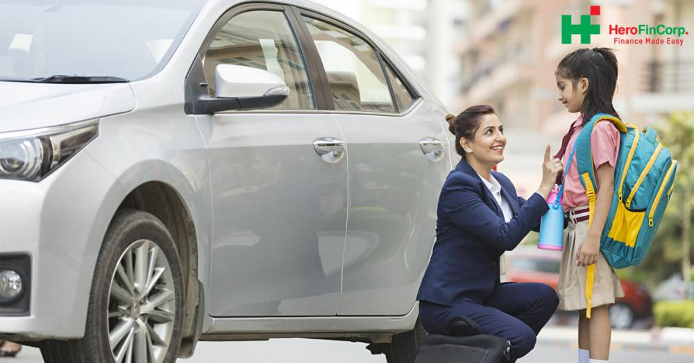 Want to drive home your favourite car  Here's how Hero FinCorp's Pre-Owned Car Loan can fulfil your dream